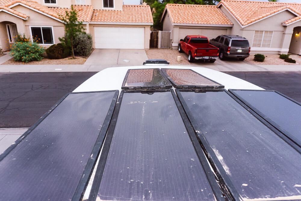 Solar Panel Layout