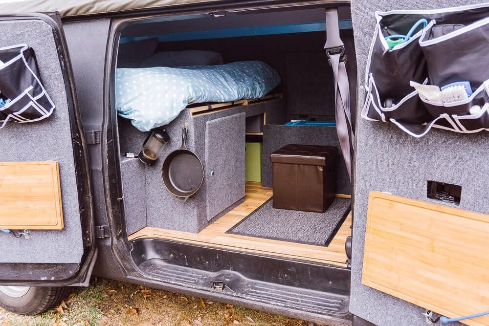 Road trip living room